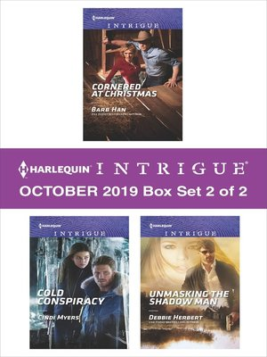 cover image of Harlequin Intrigue October 2019, Box Set 2 of 2
